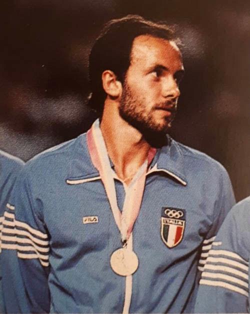 Franco Bertoli - Sono la mia storia e le mie radici - Medaglia olimpica